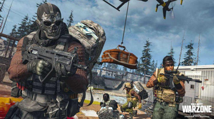 Warzone: patch nerfa muitas armas e até acessórios recebem atenção