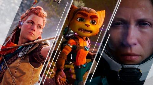 Novo comercial do PS5 indica janela de lançamento dos próximos jogos exclusivos