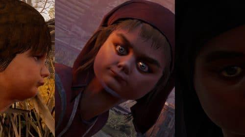 Crianças de Assassin's Creed Valhalla assustam os jogadores