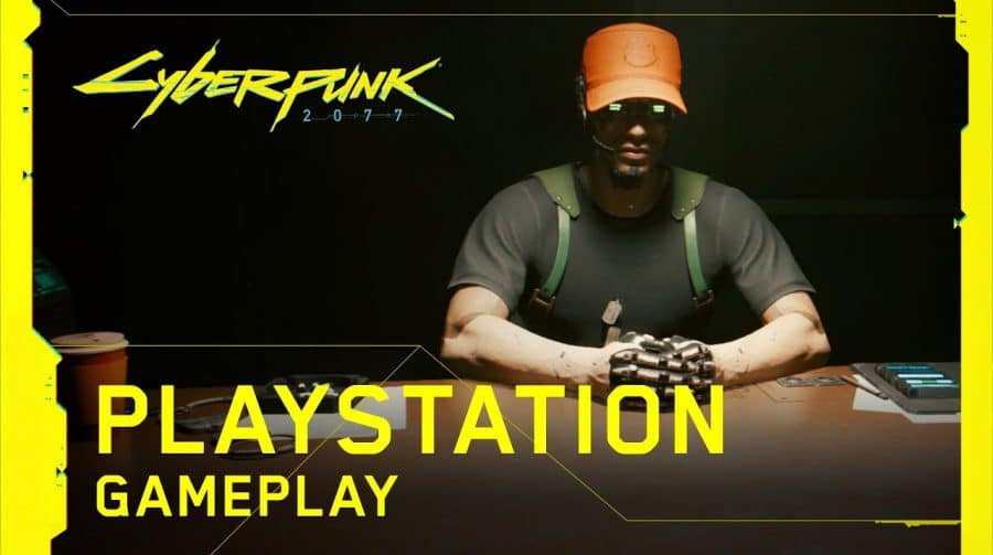 Novo gameplay de Cyberpunk 2077 compara gráficos no PS4 Pro e PS5