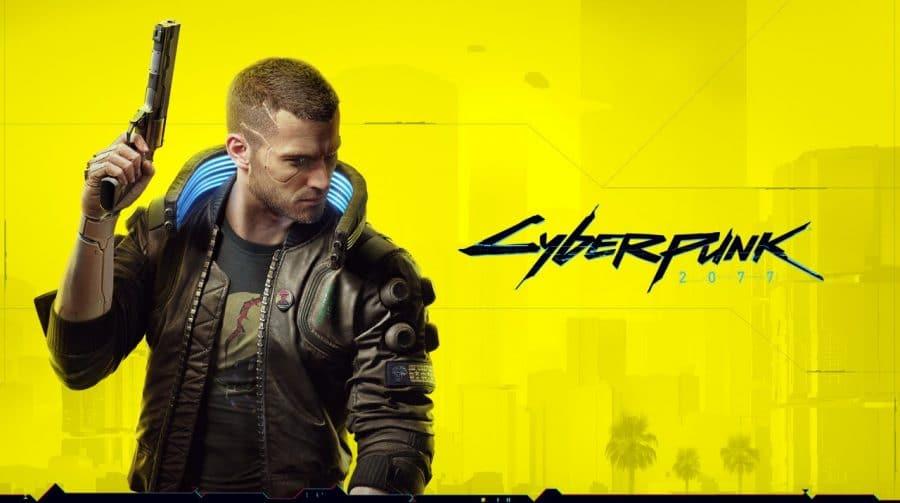 Pre-load de Cyberpunk 2077 começa dia 8 de dezembro no PS4 e no PS5