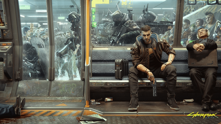 Cyberpunk 2077 terá modo streamer para evitar problemas de direitos autorais