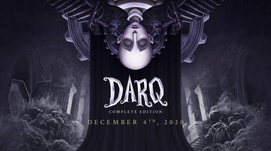 Lançamento de DARQ: Complete Edition é anunciado para o PS4