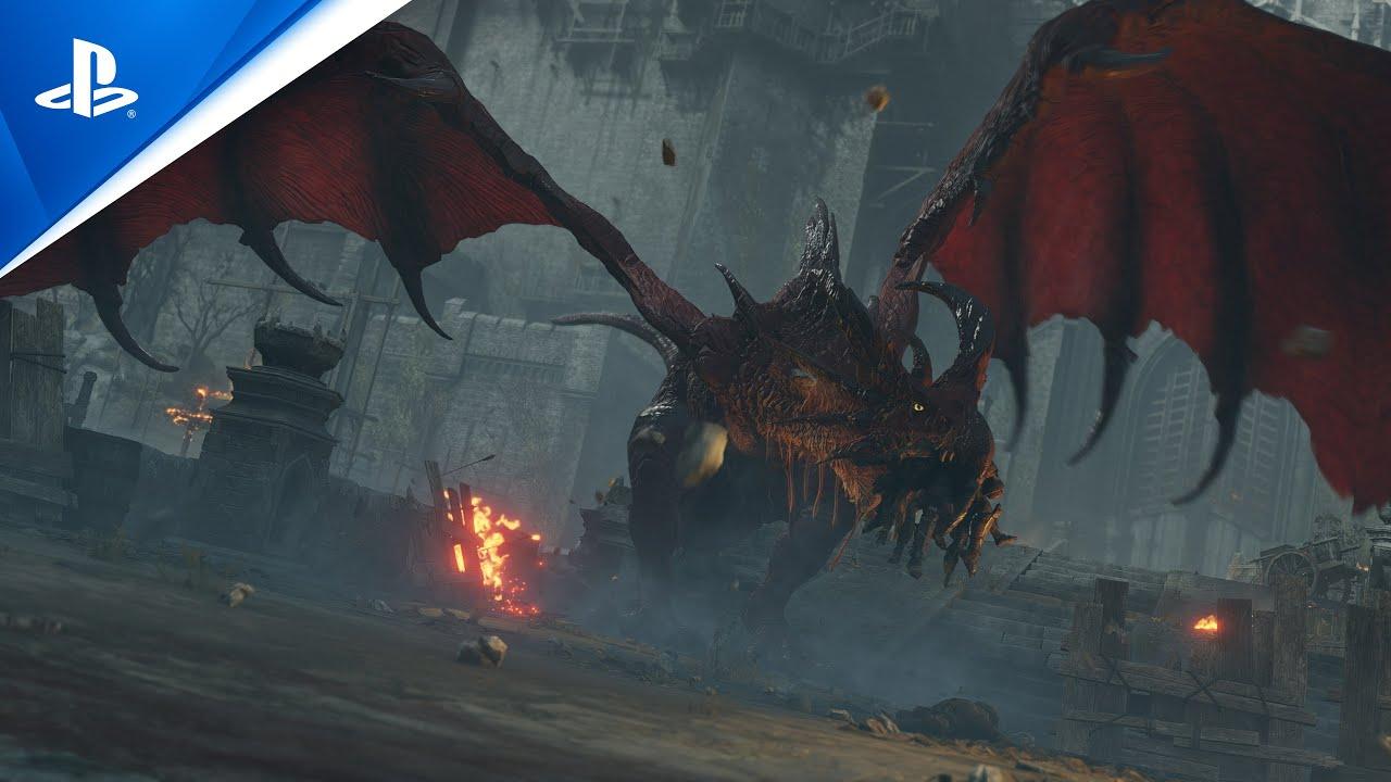 Novo gameplay de Demon's Souls
