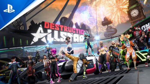 Novo gameplay de Destruction AllStars é cheio de ação