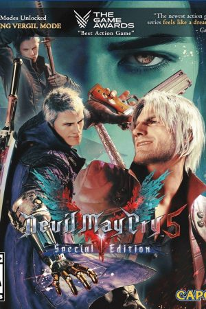 Devil May Cry 5 Special Edition: vale a pena?