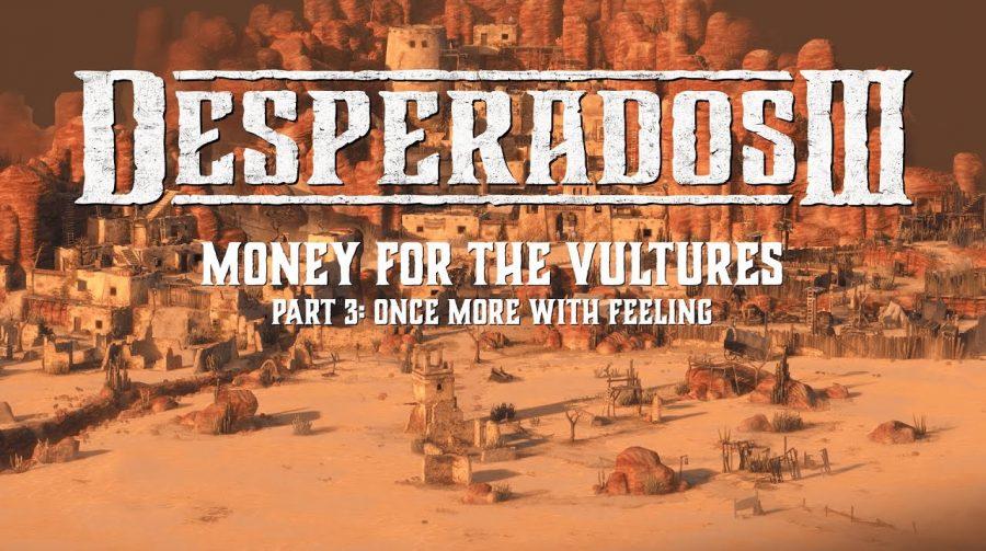 DLC de Desperados 3