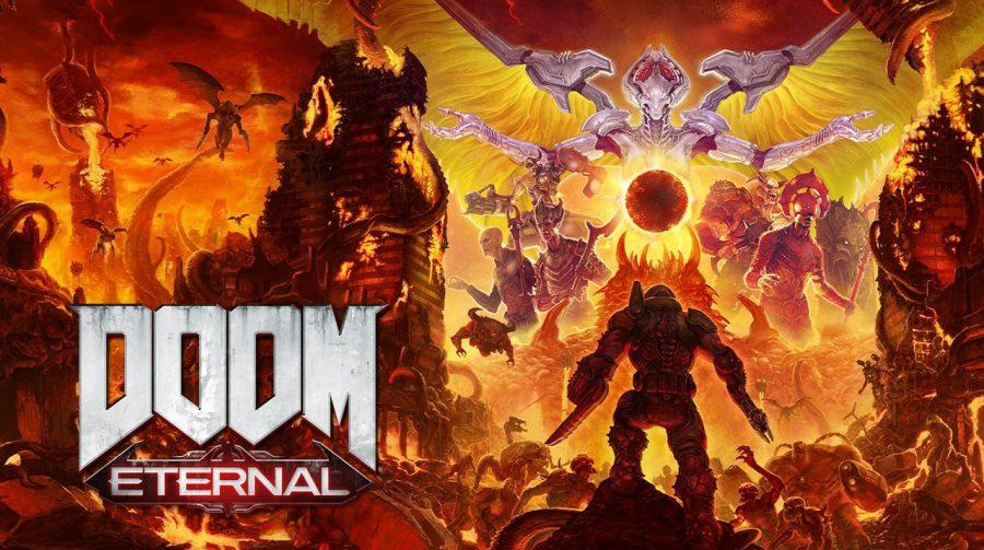 DOOM Eternal de PS5 não estará disponível na estreia do console