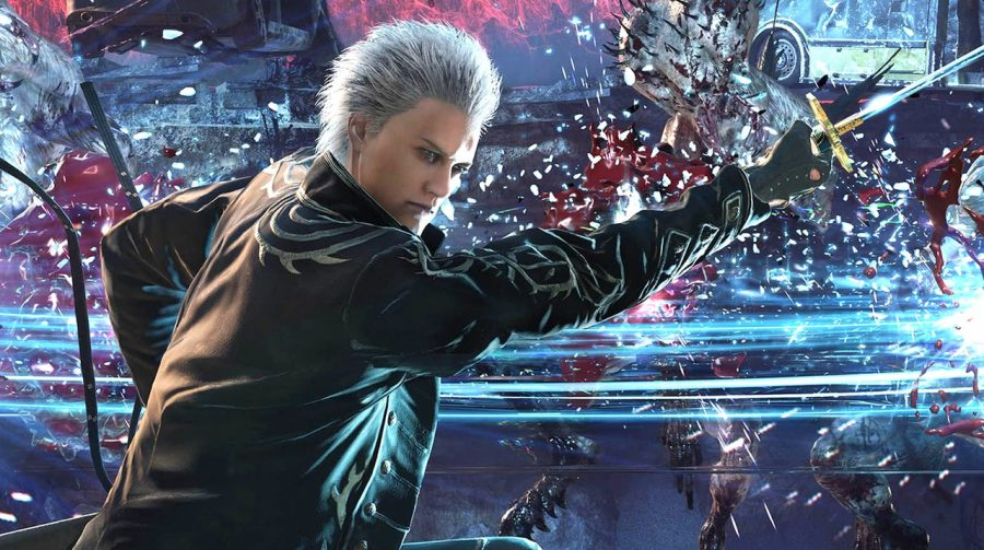 Gameplays de Devil May Cry 5 Special Edition mostram Vergil em ação