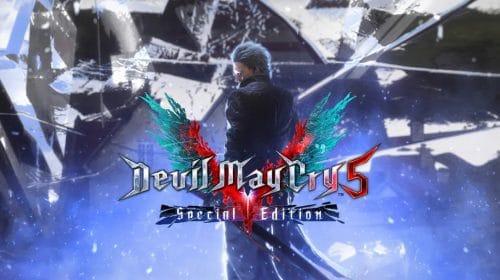 Capcom lança atualização que corrige problema dos 120Hz de Devil May Cry 5 no PS5