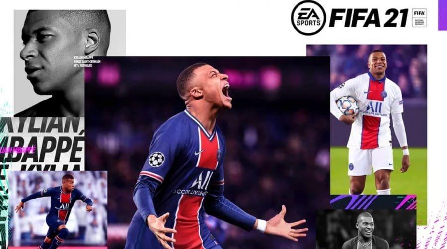 FIFA 21 é o primeiro da franquia a ser líder em vendas no lançamento nos EUA