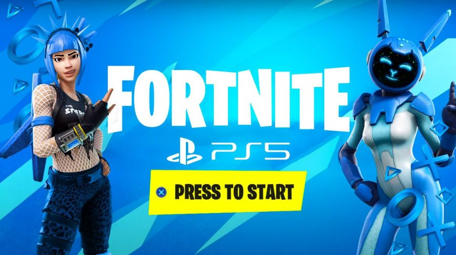 Lista de troféus de Fortnite no PS5 será a mesma do PS4