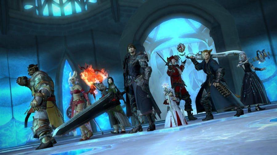 Evento especial de Final Fantasy XIV é programado para fevereiro de 2021