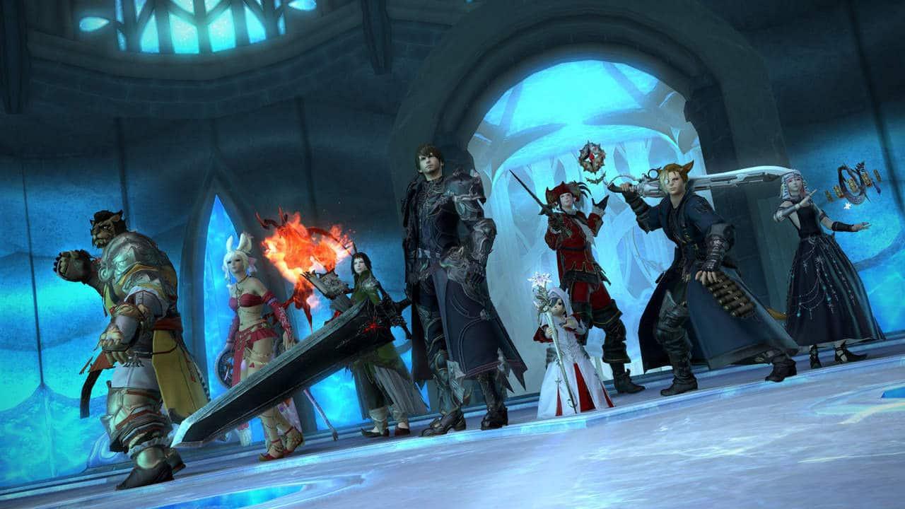 Square Enix - Final Fantasy XIV - Classes