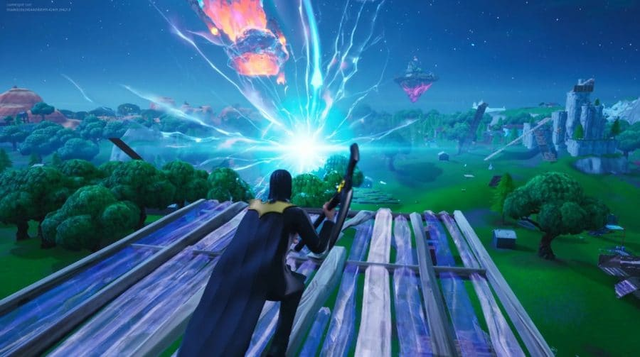 Fortnite pode ter outro evento como o do