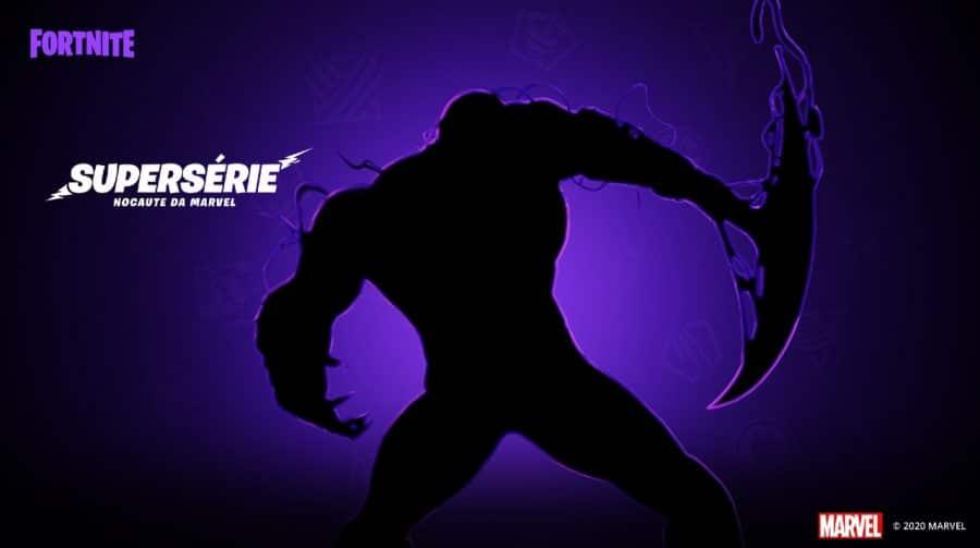 Epic Games sugere que a próxima skin de Fortnite será de Venom