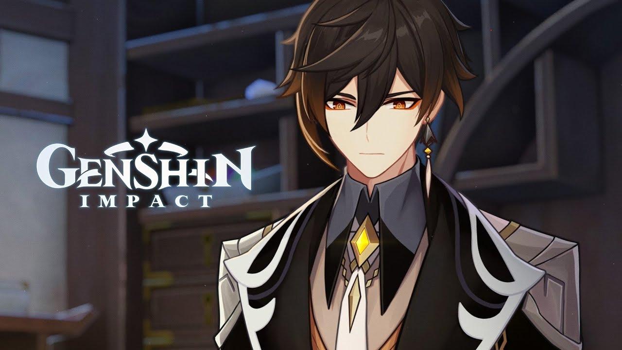 Novo personagem de Genshin Impact