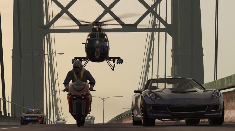 Rockstar revela teaser da nova expansão de GTA Online