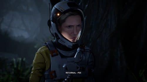 Housemarque mostra cenas de gameplay de Returnal em novo vídeo