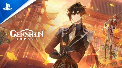 Atualização de Genshin Impact traz novos personagens e eventos