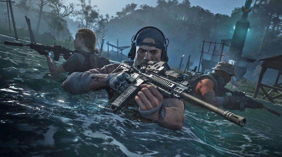Ghost Recon Breakpoint terá modos de desempenho e resolução no PS5