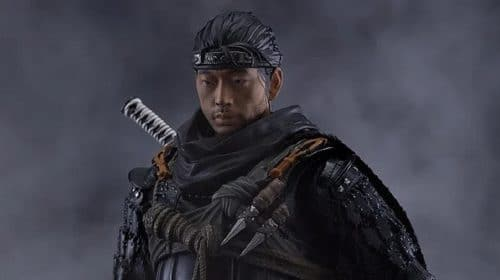 Ghost of Tsushima: Sucker Punch lançará boneco de Jin Sakai