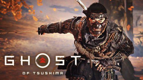 Digital Foundry elogia estabilidade de Ghost of Tsushima no PS5