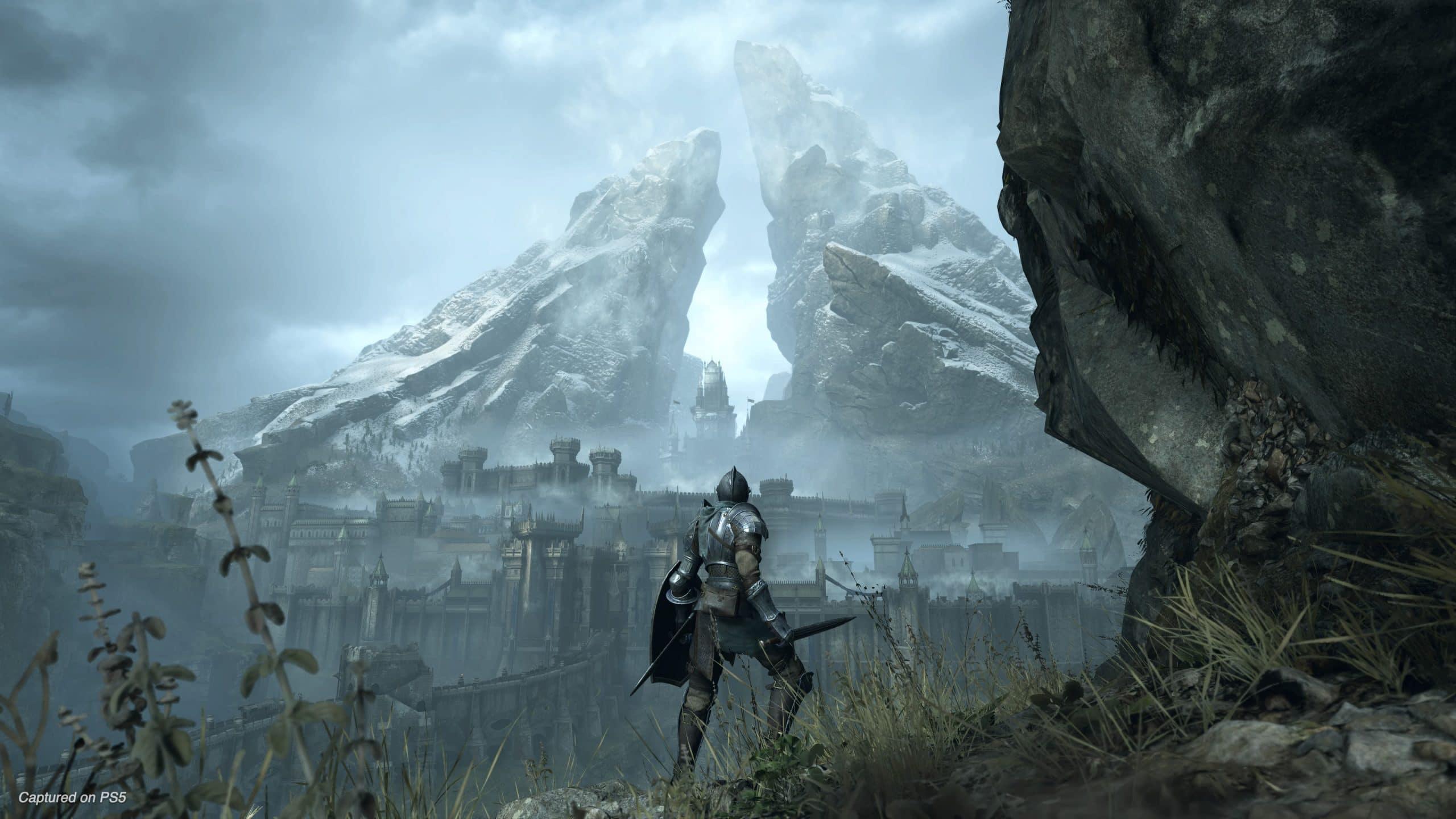Guia para iniciantes em Demon's Souls