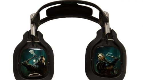 ASTRO Gaming lançará headset inspirado em Assassin's Creed Valhalla