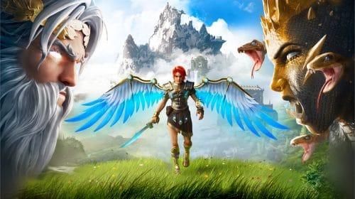 Immortals Fenyx Rising ganha melhorias no feedback háptico do DualSense