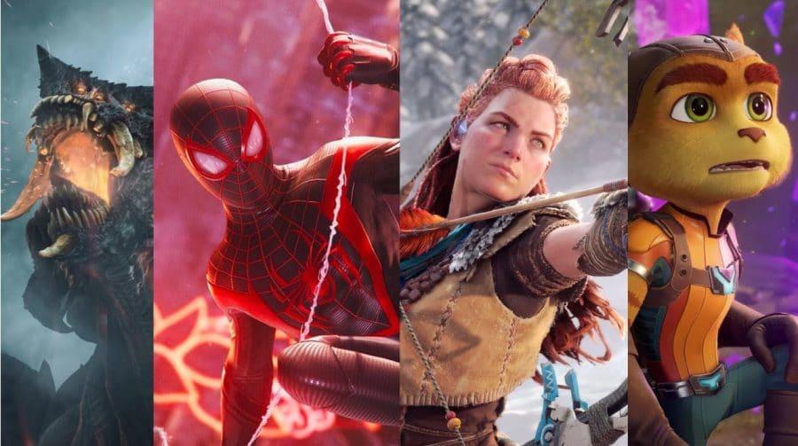 Aumento nos preços de jogos de PS5 é reflexo do maior custo de produção, diz Sony