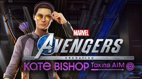 Gaviã Arqueira chega dia 8 de dezembro, gratuitamente, ao Marvel's Avengers