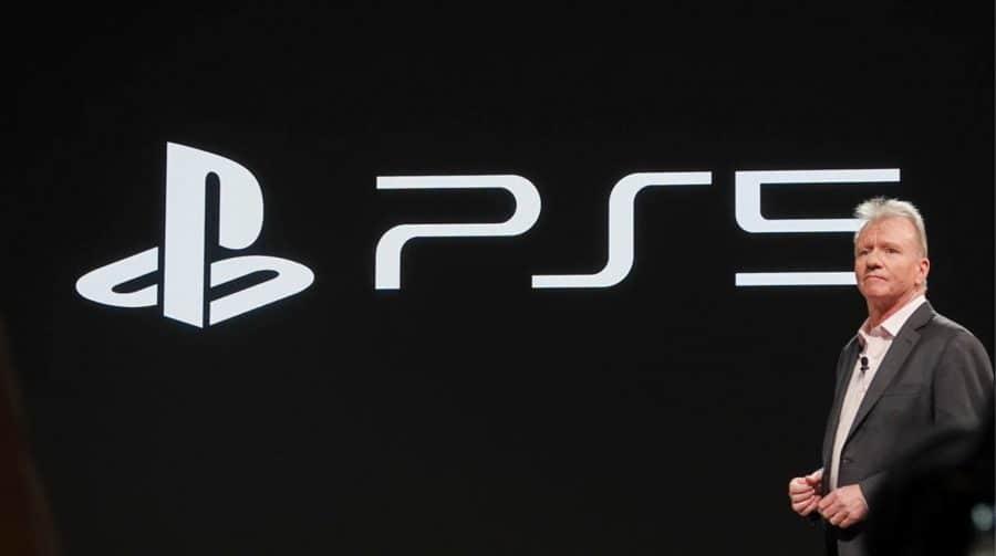 Chefe da PlayStation celebra o lançamento do PS5