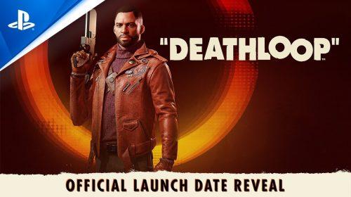 Deathloop já tem nova data de lançamento: 21 de maio de 2021