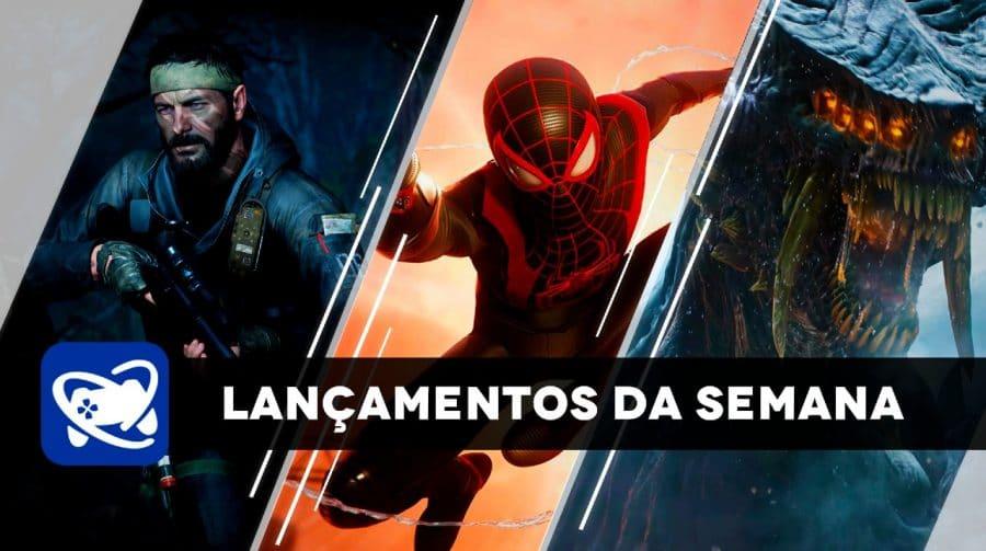 A next-gen está logo ali: veja os lançamentos da semana (17/11 a 20/11) para PS4 e PS5