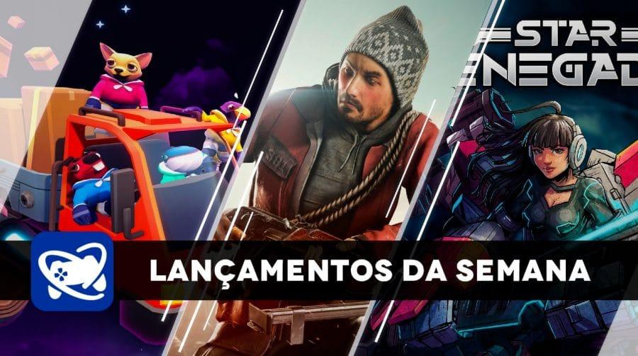 Confira os lançamentos da semana (24/11 a 25/11) para PlayStation 4