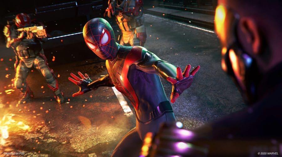 Atualização de Spider-Man Miles Morales conserta bugs e melhora estabilidade