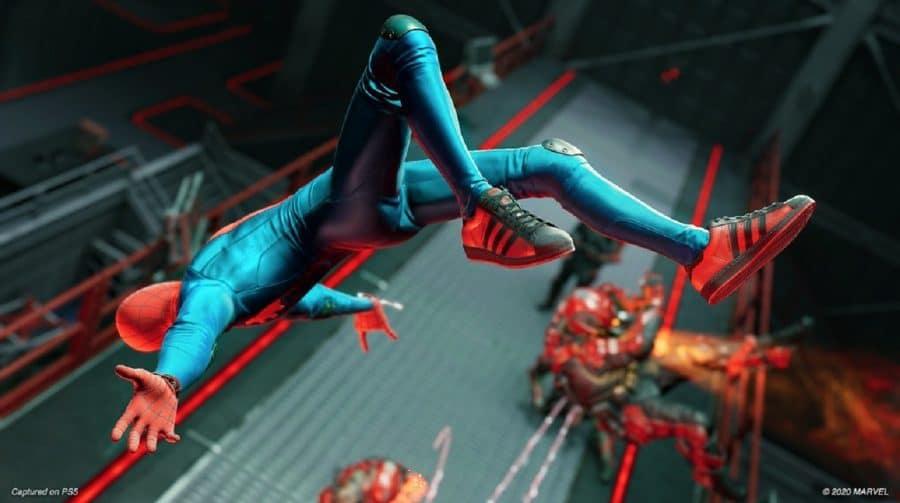 Adidas vai vender tênis de Spider-Man Miles Morales