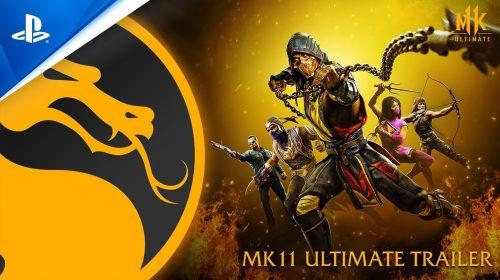 Veja o trailer de lançamento de Mortal Kombat 11 Ultimate