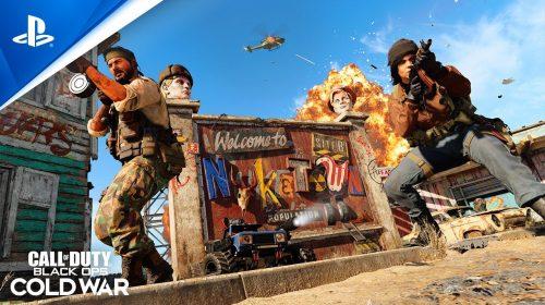 Mapa Nuketown chegará ao Call of Duty: Black Ops Cold War amanhã (24)