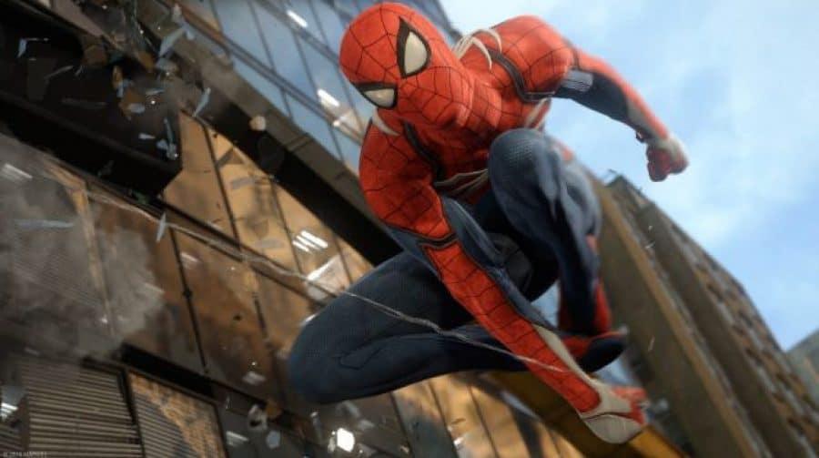 Já é possível importar saves de Marvel's Spider-Man de PS4 para o remaster de PS5