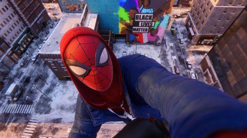 Marvel's Spider-Man Miles Morales: bug transforma Miles em um tijolo