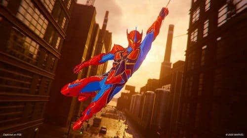 Insomniac revela dois novos trajes de Marvel's Spider-Man Remastered