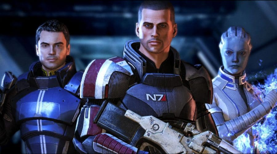 Artes conceituais do novo Mass Effect sugerem cenários do game