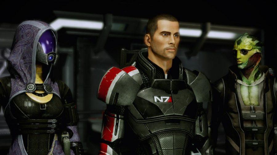 Não é só a remasterização: BioWare trabalha em novo Mass Effect