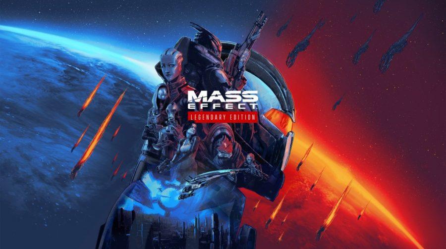 Mass Effect: Legendary Edition chega dia 12 de março, segundo duas lojas