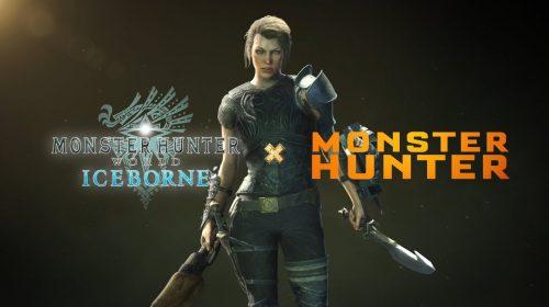 Monster Hunter World: Iceborne terá evento com o filme da franquia