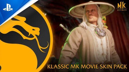 Mortal Kombat 11: skins do filme clássico de 1995 estão disponíveis