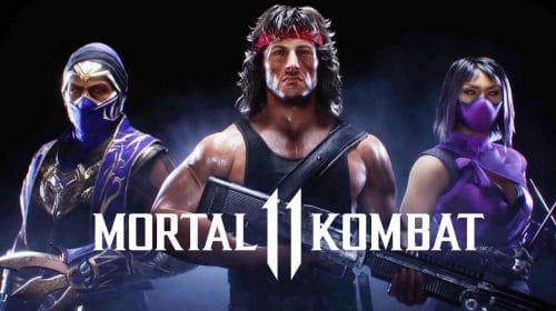 Mortal Kombat 11 terá gameplay