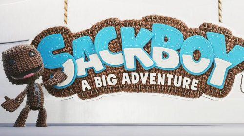 Multiplayer online de Sackboy é adiado para o final de 2020